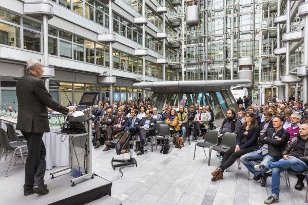 Veranstaltung auf den Berliner Energietagen