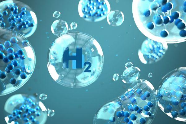 Symbolbild Technologieoffensive Wasserstoff