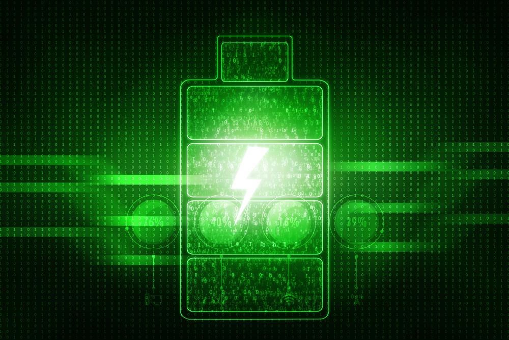 Symbolbild einer Batterie